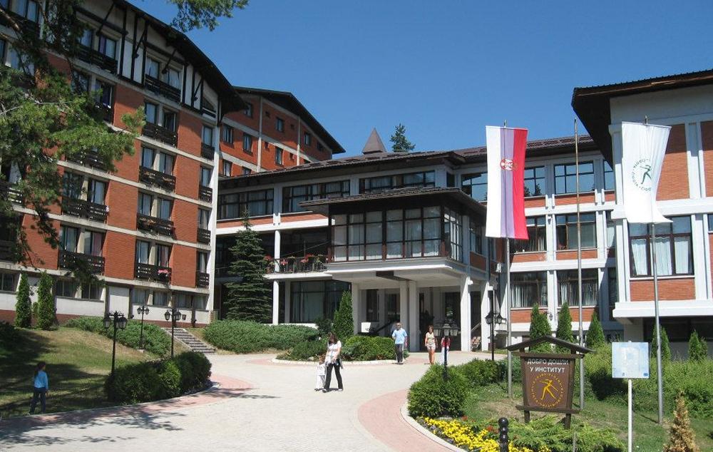 Hotel čigota Zlatibor Srbija Wellness Spa Hedonic