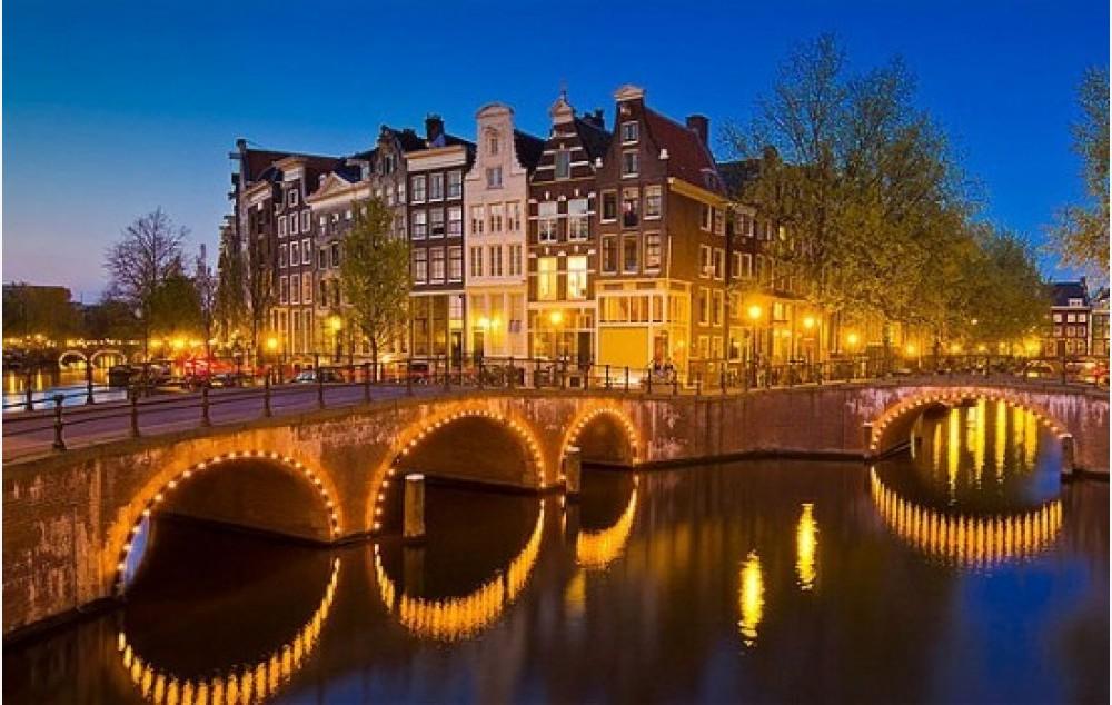 Amsterdam - Doček nove 2019  godine   Doček Nove godine 2019
